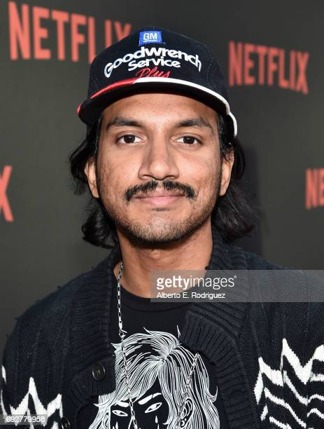 "Writer Aniz Ansari attends Netflix's ""Master Of None"" For Your Consideration Event at the Saban Media Center on June 5, 2017 in North Hollywood,..."