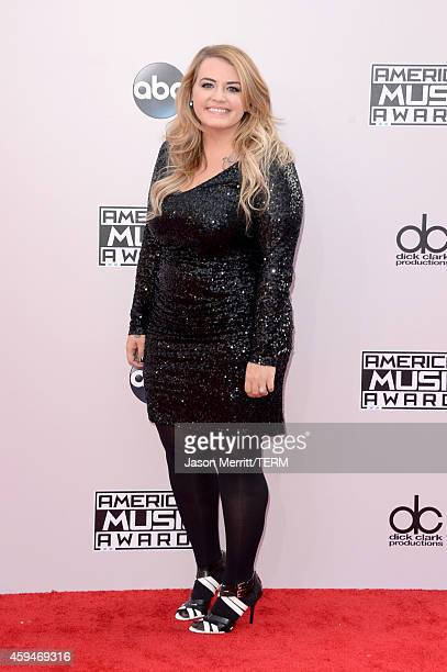 Writer Anna Todd attends the 2014 American Music Awards at Nokia Theatre LA Live on November 23 2014 in Los Angeles California