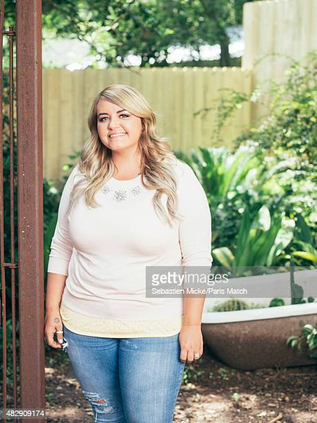 Writer Anna Todd is photographed for Paris Match on June 18 2015 in Austin Texas