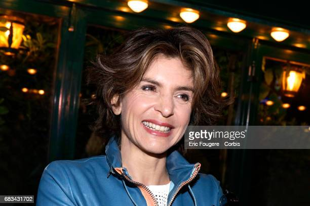 Writer Anne Nivat poses during a portrait session in Paris France on