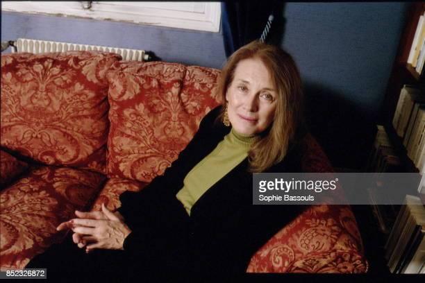 Writer Annie Ernaux