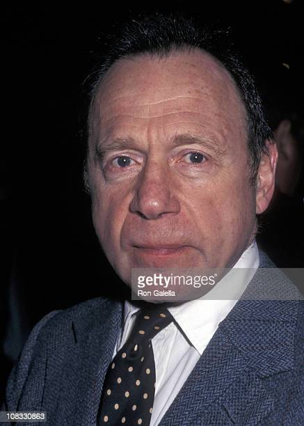 Writer Anthony HadenGuest attends International Fine Art and Antique Dealers Show on October 10 1996 at the Seventh Regiment Armory in New York City