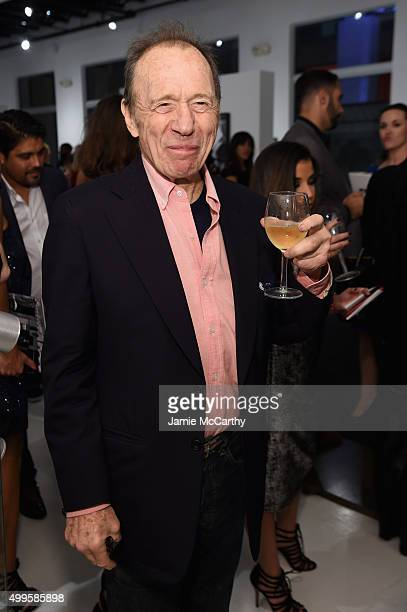 Writer Anthony HadenGuest attends Opening of Lenny Kravitz FLASH Photography Exhibition at Miami Design District on December 1 2015 in Miami Florida