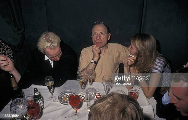 Writer Anthony HadenGuest attends The Last PartyNightworld in Photographs on April 2 1997 at the Serge Sorokko Gallery in New York City