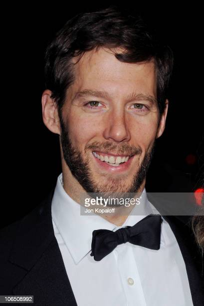 Writer Aron Ralston arrives at the Los Angeles Premiere 127 Hours at AMPAS Samuel Goldwyn Theater on November 3 2010 in Beverly Hills California