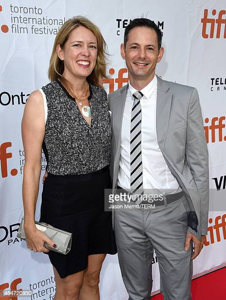 Writer Ben Ripley attends the Boychoir premiere during the 2014 Toronto International Film Festival at Roy Thomson Hall on September 5 2014 in...