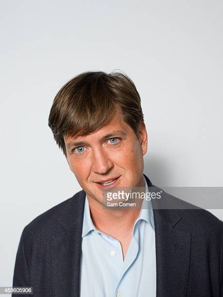 Writer Bill Lawrence is photographed for Variety on June 10 2014 in Beverly Hills California