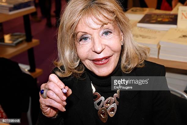 Writer Blandine De Caunes Photographed in PARIS