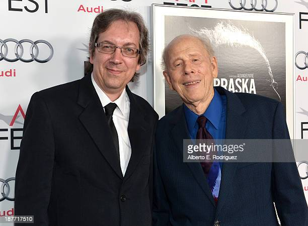 Writer Bob Nelson and actor Rance Howard attend the screening of 'Nebraska' during AFI FEST 2013 presented by Audi at TCL Chinese Theatre on November...