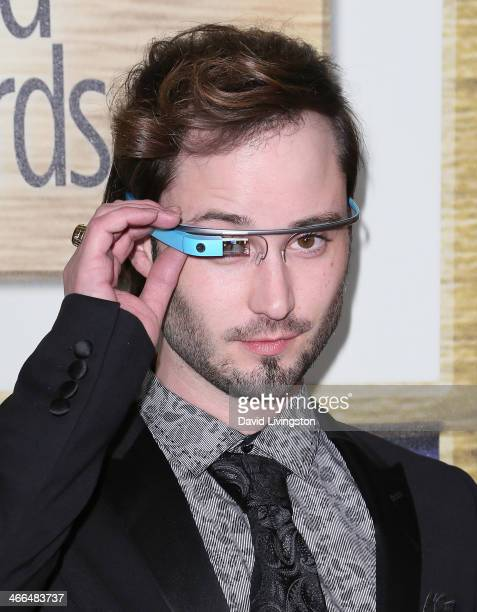 Writer Brad Bell attends the 2014 Writers Guild Awards LA Ceremony at JW Marriott Los Angeles at LA LIVE on February 1 2014 in Los Angeles California