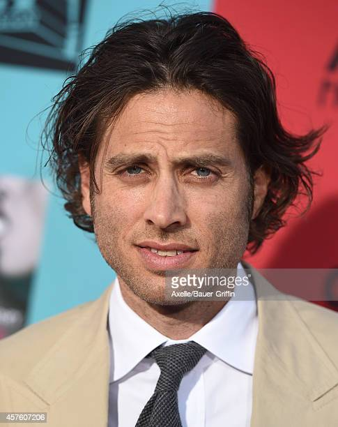 Writer Brad Falchuk arrives at the Los Angeles premiere of 'American Horror Story Freak Show' at TCL Chinese Theatre IMAX on October 5 2014 in...
