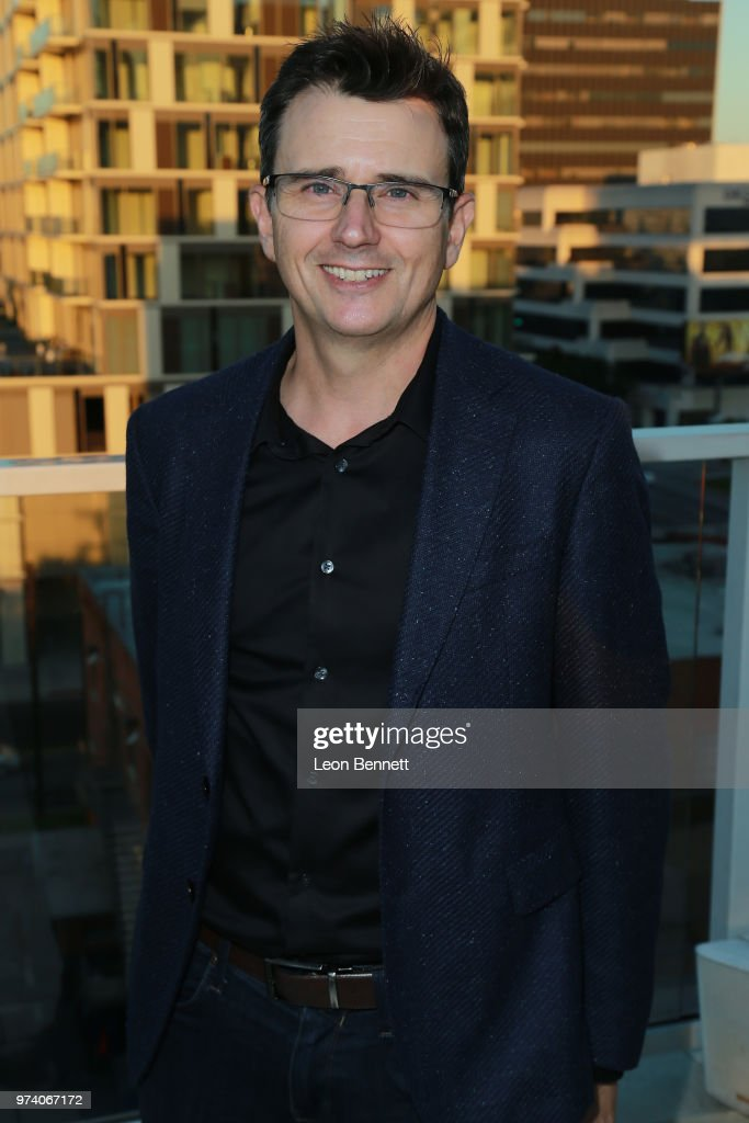 Writer Brandon Boyce attends Writers Guild Of America West Hosts Behind The Screen Summer 2018 Reception at The Roof On Wilshire on June 13, 2018 in Los Angeles, California.