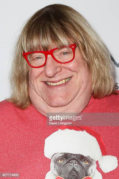 Writer Bruce Vilanch arrives at the TrevorLIVE Los Angeles 2016 Fundraiser at The Beverly Hilton Hotel on December 4 2016 in Beverly Hills California