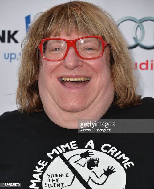 Writer Bruce Vilanch arrives to The Geffen Playhouse's Annual 'Backstage at the Geffen' Gala at Geffen Playhouse on May 13 2013 in Los Angeles...