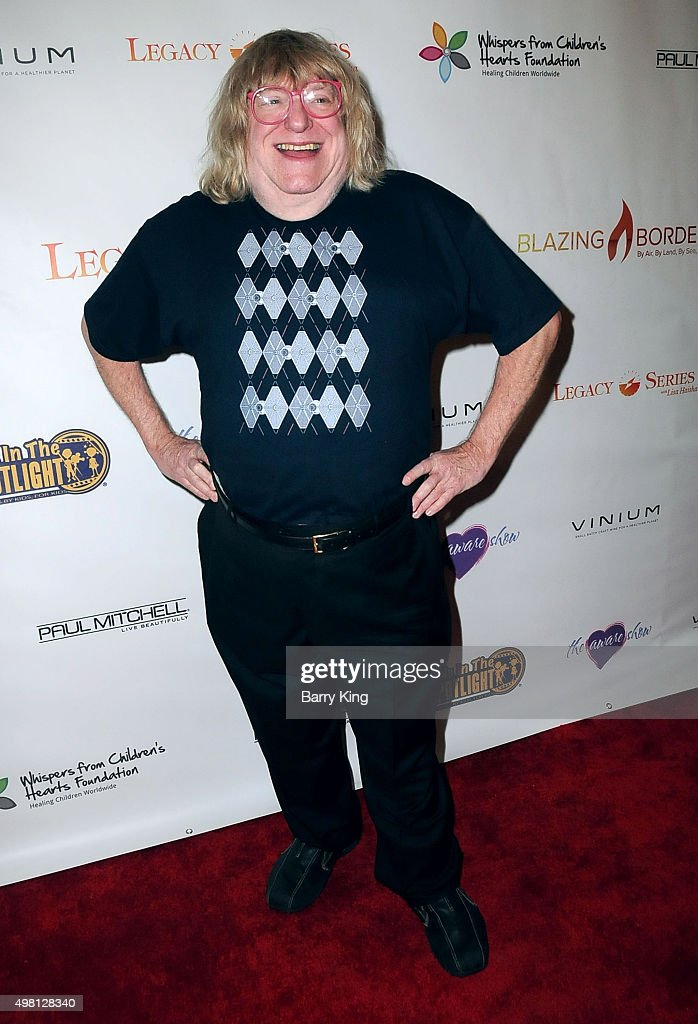 Writer Bruce Vilanch attends the 2nd Annual Legacy Series Charity Gala at The Casa Del Mar Hotel on November 20, 2015 in Santa Monica, California.