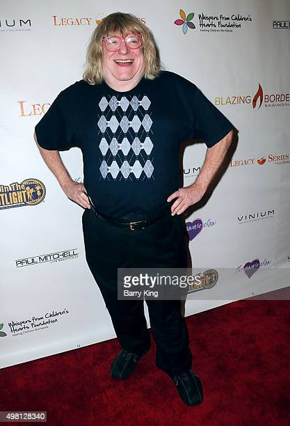 Writer Bruce Vilanch attends the 2nd Annual Legacy Series Charity Gala at The Casa Del Mar Hotel on November 20 2015 in Santa Monica California