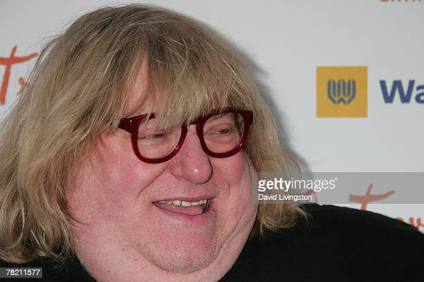 Writer Bruce Vilanch attends the Trevor Project's 10th annual Cracked Xmas gala at the Wiltern Theatre December 2 2007 in Los Angeles California