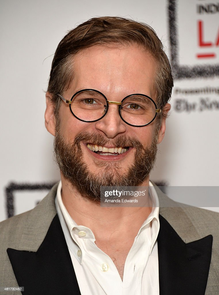 Writer Bryan Fuller attends the Film Independent at LACMA 'An Evening With...Hannibal' event at the Bing Theatre at LACMA on July 23, 2015 in Los Angeles, California.