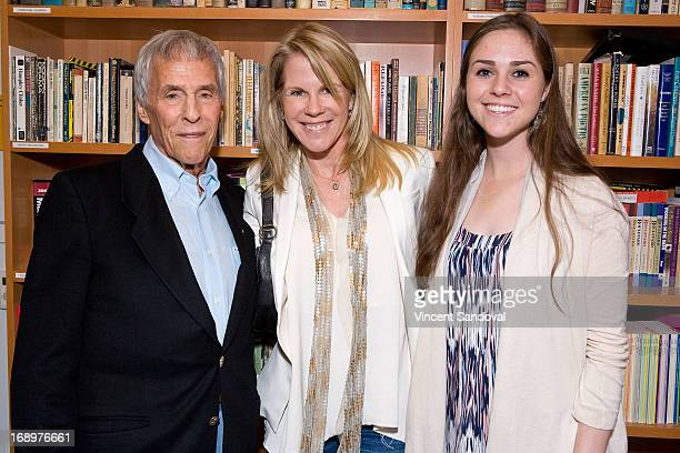 Writer Burt Bacharach wife Jane Bacharach and daughter Raleigh Bacharach attend Live Talks Los Angeles Anyone Who Had A Heart My Life And Music with...