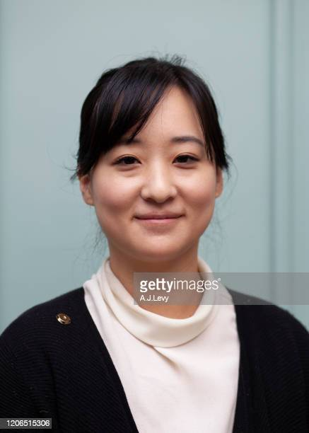 Writer Catherine Cho is photographed for the Times on March 2 2020 in London England
