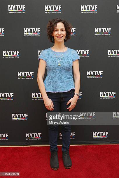 Writer Catie Lazarus attends the 12th Annual New York Television Festival at Helen Mills Theater on October 29 2016 in New York City