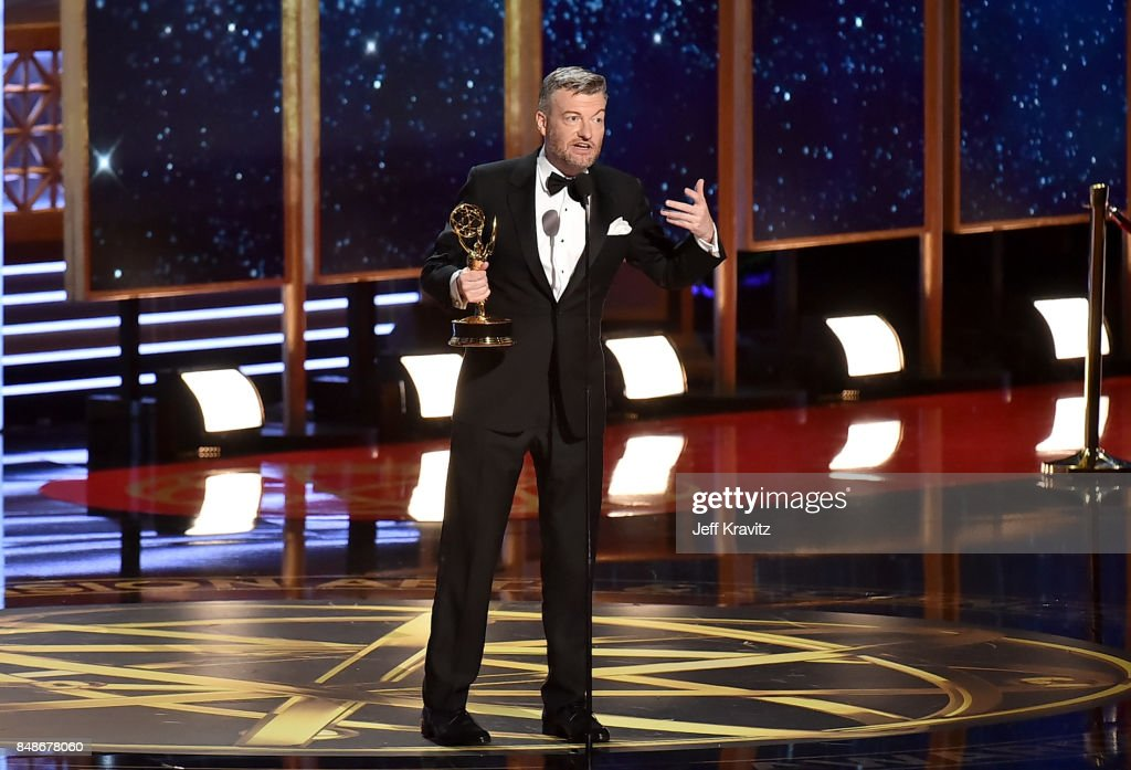 69th Annual Primetime Emmy Awards - Show : News Photo