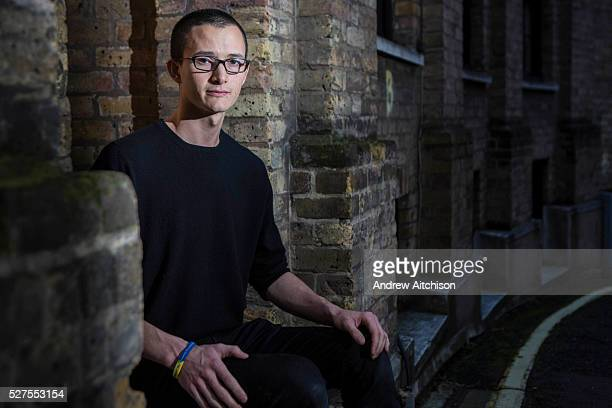 Writer Charlie Gilmour who was imprisoned in 2011 following student fees protests The Kings Fund London