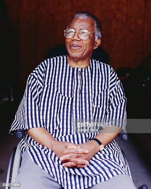 Writer Chinua Achebe