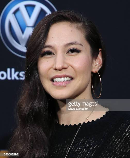 Writer Christina Hodson attends the premiere of Paramount Pictures' Bumblebee at the TCL Chinese Theatre on December 09 2018 in Hollywood California