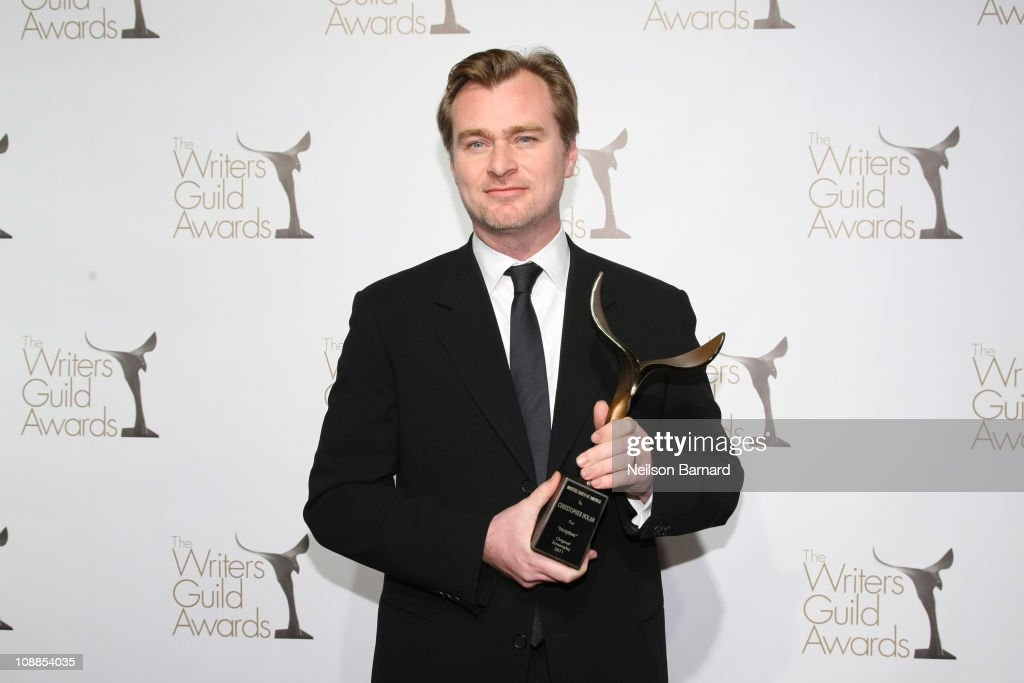 2011 Writers Guild Awards - Press Room