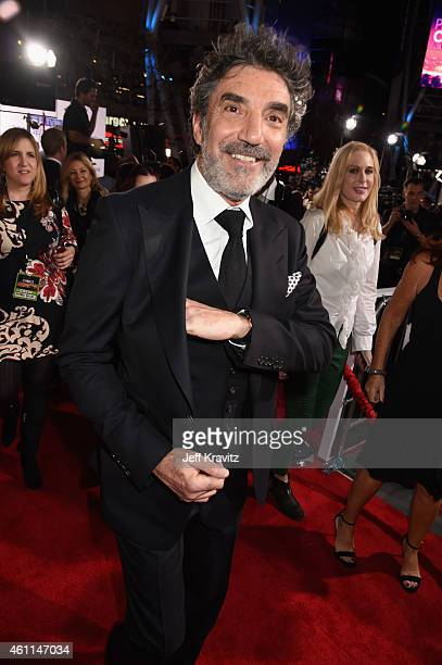 Writer Chuck Lorre attends The 41st Annual People's Choice Awards at Nokia Theatre LA Live on January 7 2015 in Los Angeles California