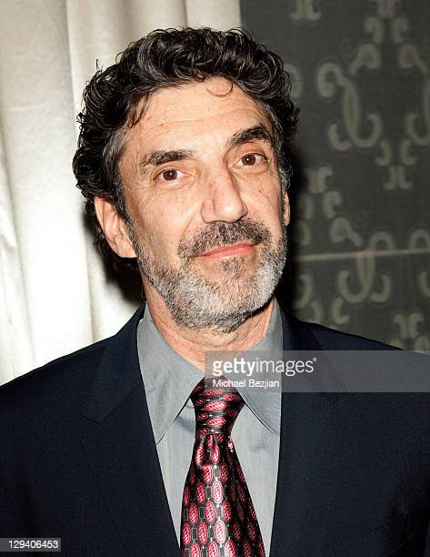Writer Chuck Lorre attends the Venice Family Clinic Silver Circle Gala Honoring Judd Apatow at the Beverly Wilshire Four Seasons Hotel on February 28...