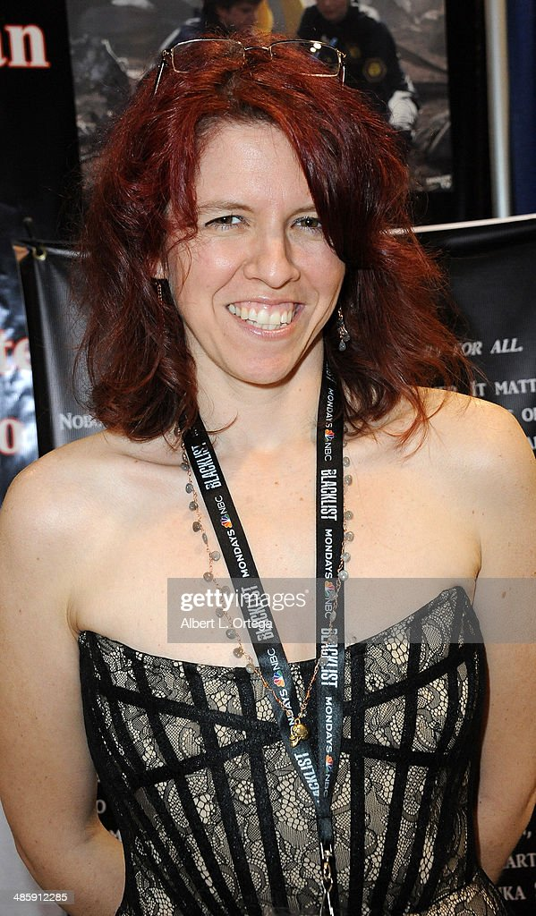 Writer Claudette Marco attends WonderCon Anaheim 2014 - Day 3 held at Anaheim Convention Center on April 20, 2014 in Anaheim, California.