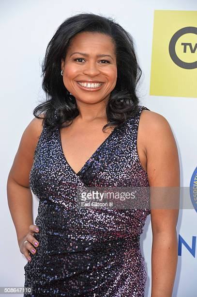 Writer Courtney Kemp attends the 47th NAACP Image Awards presented by TV One at Pasadena Civic Auditorium on February 5 2016 in Pasadena California
