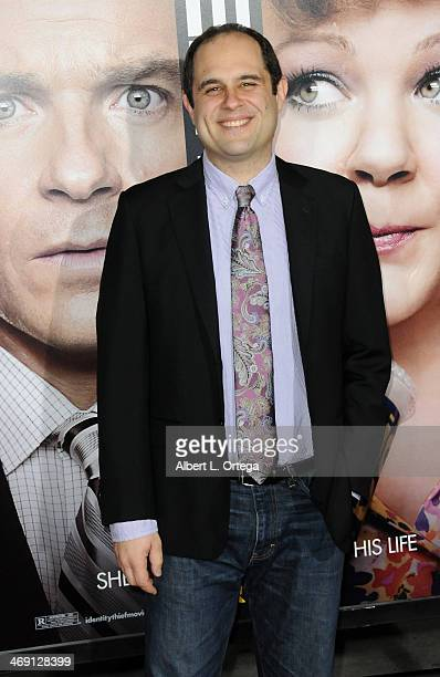 """Writer Craig Mazin arrives for the Premiere Of Universal Pictures' """"Identity Thief"""" held at Mann Village Theater on February 4, 2013 in Westwood,..."""
