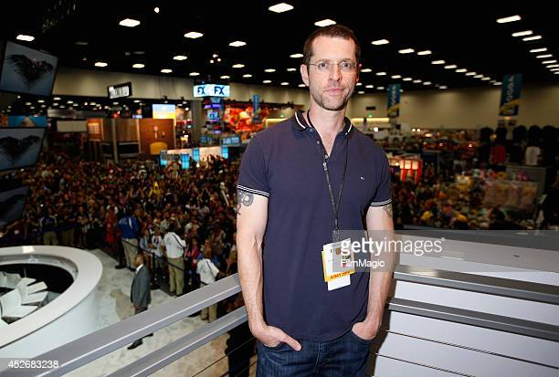 Writer D B Weiss attends HBO's 'Game of Thrones' cast autograph signing during ComicCon 2014 on July 25 2014 in San Diego California
