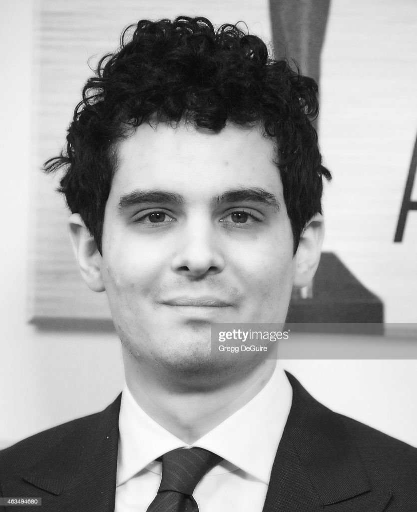 Writer Damien Chazelle arrives at the 2015 Writers Guild Awards L.A. Ceremony at the Hyatt Regency Century Plaza on February 14, 2015 in Los Angeles, California.