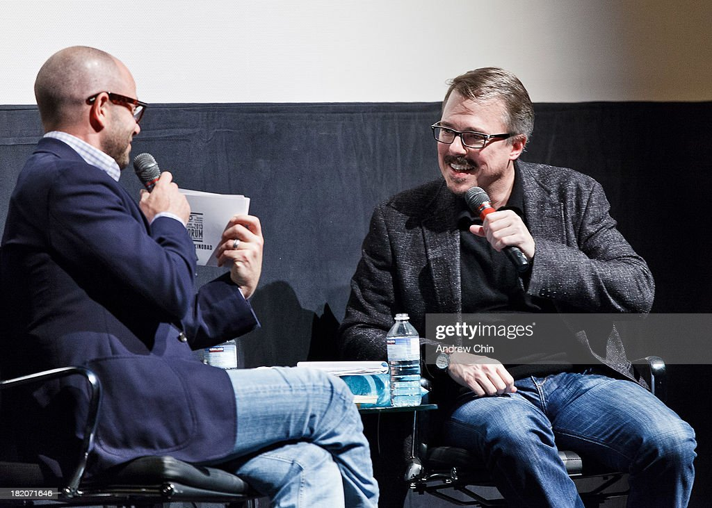 "VIFF's Film And Television Forum And CineCoup Host ""One Last Cook: A Special Celebration Of Vince Gilligan And Breaking Bad"""
