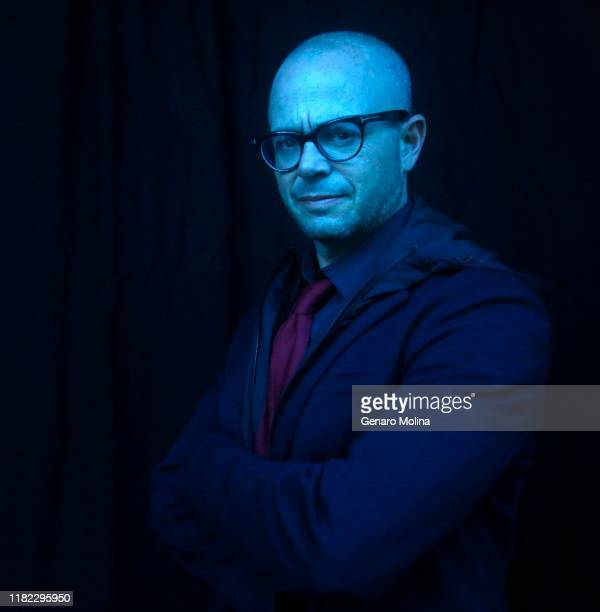 Writer Damon Lindelof is photographed for Los Angeles Times on October 15 2019 in Beverly Hills California PUBLISHED IMAGE CREDIT MUST READ Genaro...
