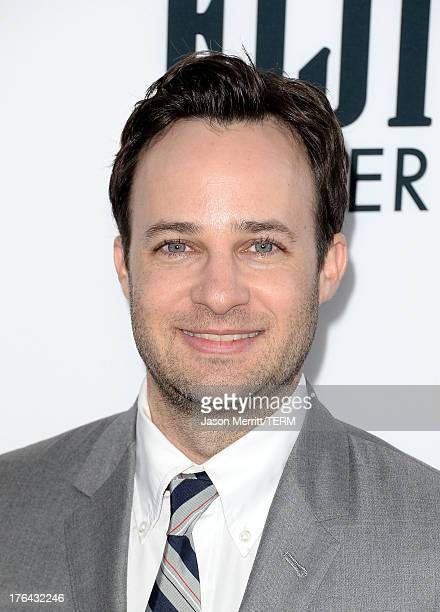 Writer Danny Strong arrives at the premiere of The Weinstein Company's Lee Daniels' The Butler at Regal Cinemas LA Live on August 12 2013 in Los...