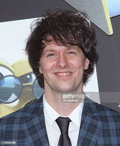 """Writer Darren Lemke attends the """"Turbo"""" New York Premiere at AMC Loews Lincoln Square on July 9, 2013 in New York City."""