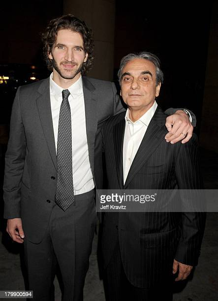 the kite runner film stock photos and pictures getty images writer david benioff and ho oun ershadi at the kite runner premiere at the ian theater on