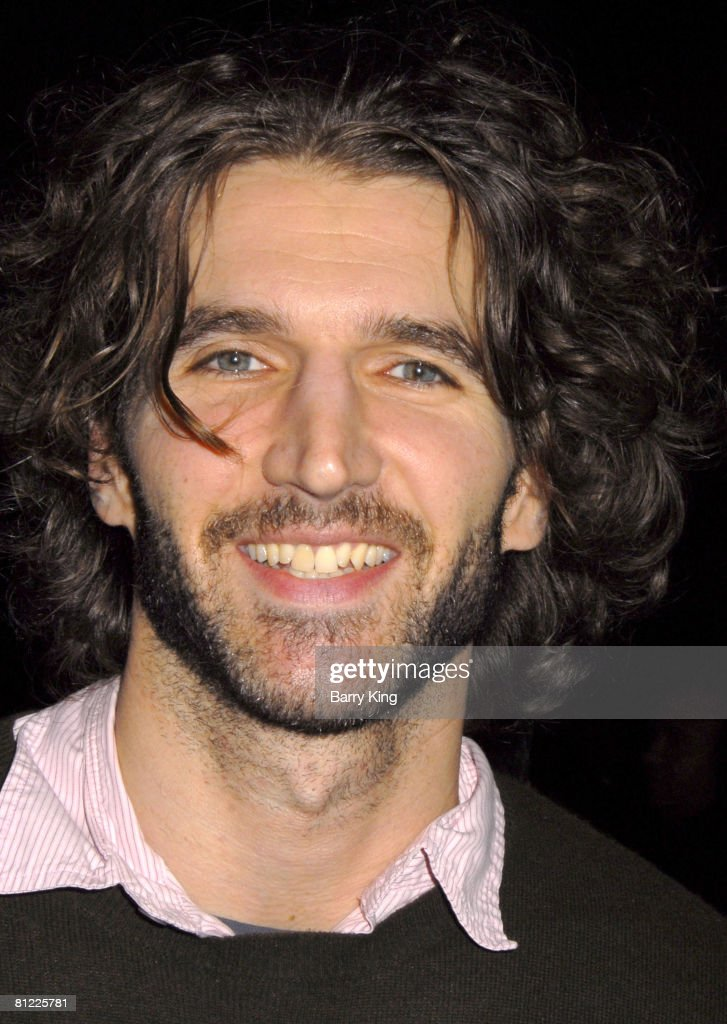 Writer David Benioff arrives to the Los Angeles premiere of 'Atonement' at The Academy of Motion Picture Arts and Sciences on December 6, 2007 in Beverly Hills, California.