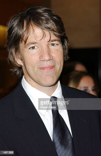 Writer David E Kelley attends the Casting Society of America's18th Annual Artios Awards at the Beverly Hilton Hotel on October 17 2002 in Beverly...