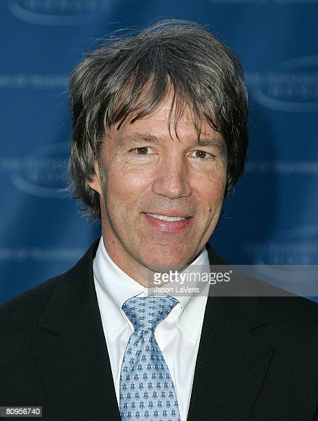 Writer David E Kelley attends the Television Academy Honors at the Beverly Hills Hotel on May 1 2008 in Beverly Hills California