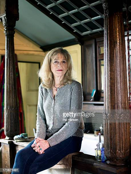 Writer Deborah Moggach is photographed Saga on December 12 2012 in London England