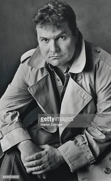 Writer Denis Johnson