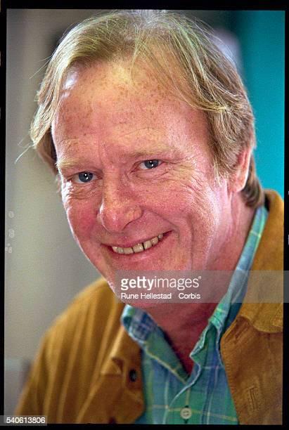 Writer Dennis Waterman