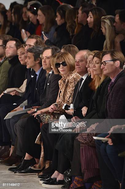 Writer Derek Blasberg, Vanity Fair Fashion & Style Director Jessica Diehl, Producer Andrew Lauren, David Lauren Executive Vice President of global...