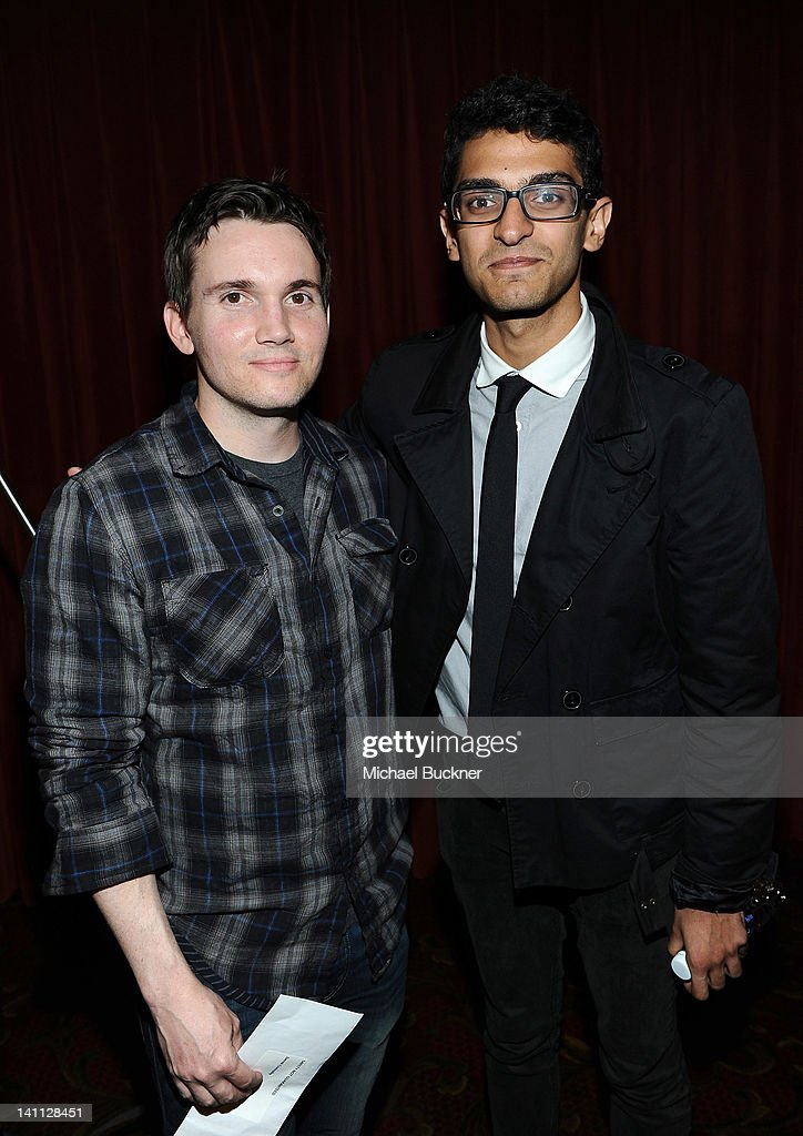 """""""Safety Not Guaranteed"""" Greenroom Photo Op - 2012 SXSW Music, Film + Interactive Festival : News Photo"""